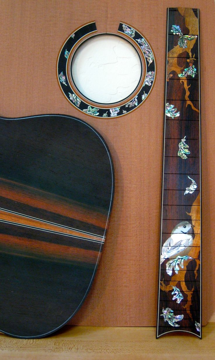 New Claxton build - The Acoustic Guitar Forum