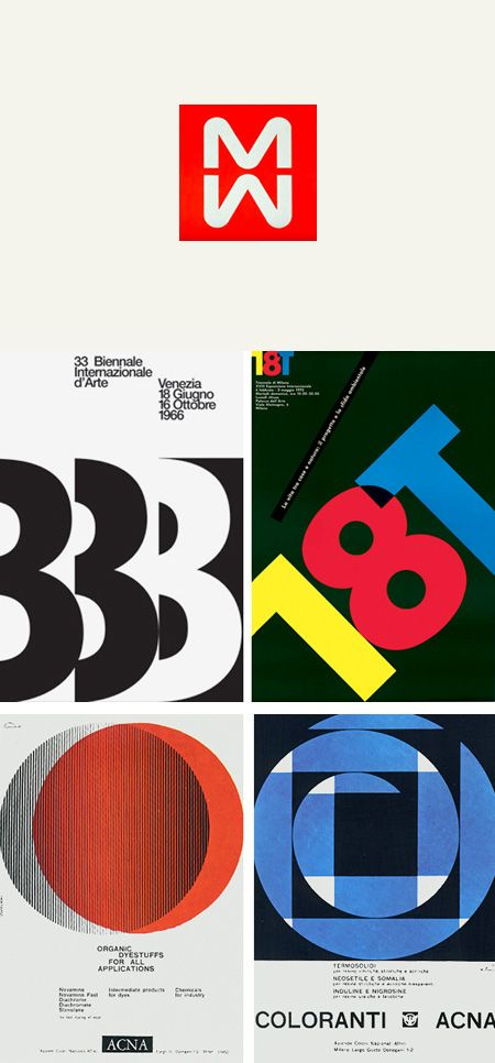 Thinking Form has posted a short piece on legendary designer, Bob Noorda. He first worked as an Art Director for Pirelli and later on he co-founder Unimark International with Massimo Vignelli.