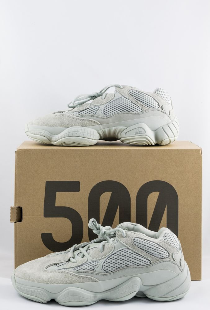 Adidas Yeezy 500 Salt Size 9.5 #fashion #clothing #shoes