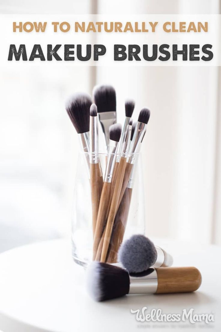 Best 20+ Clean Makeup Brushes Ideas On Pinterest