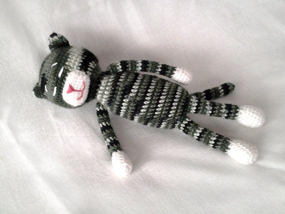 Cute Crochet Amineko