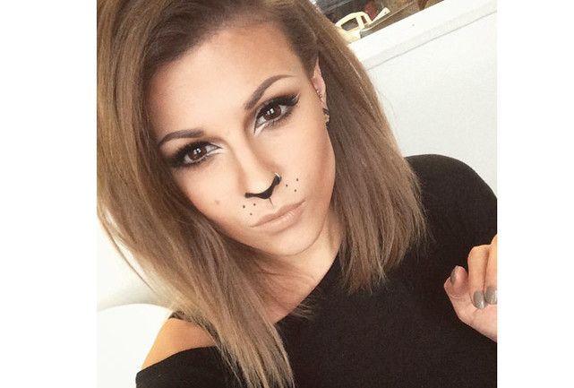 #TheList: 10 makes de Halloween mais favoritados no Pinterest.Para quem não curte muito fantasias, há essa alternativa!