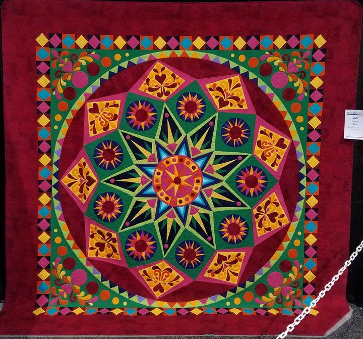 18 best Sedona Star as featured on TheQuiltShow.com images on ... : daytona beach quilt shops - Adamdwight.com