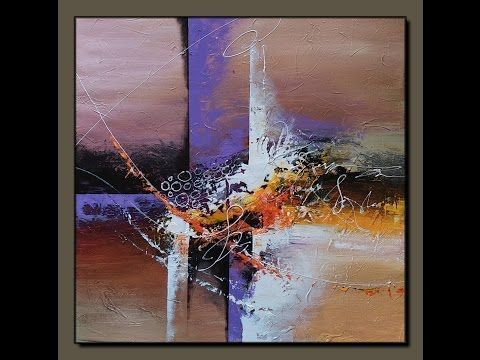 Best 25 abstract painting techniques ideas on pinterest for Acrylic mural painting techniques