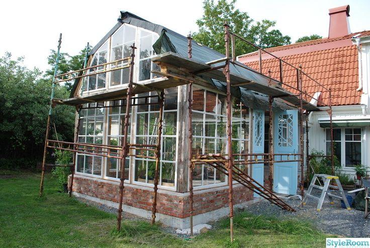 orangeri,vinterträdgård/orangeri