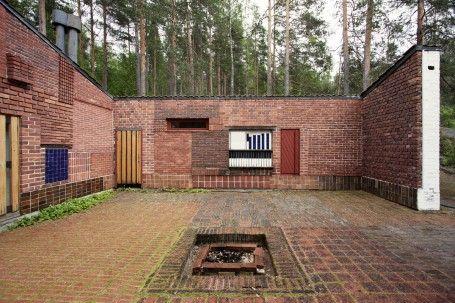 Aalto Alvar's -Summer House