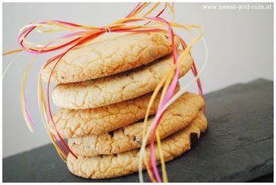 sweet 'n nuts!: Chocolate-Marshmallow-Cookies