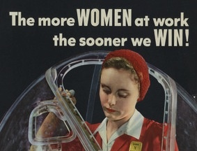 40s: History, Ww2 Homefront, 40S Style, Vintage, 1940S, Wwii Posters, Independence Women, Work Women