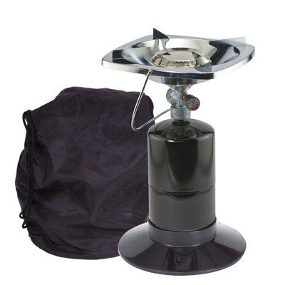 century outdoor trail scout single burner regulated stove