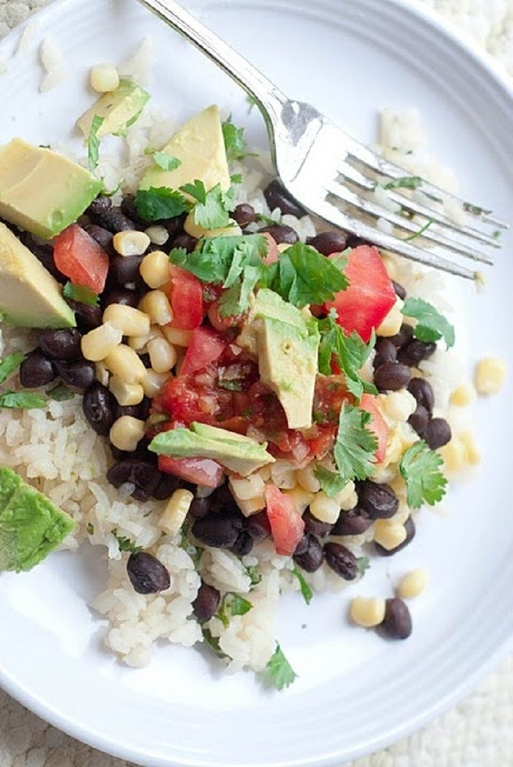 Mexican Rice Bowls | Recipes | Pinterest