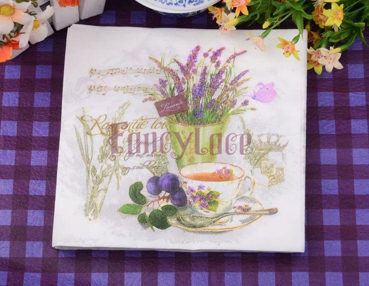 Cheap Lavanda Cocktail napkins 33x33cm ply peonia carta decoupage tovaglioli per la cerimonia nuziale decoupage tovaglioli tovagliolo per il partito d'epoca, Compro Qualità Tovaglioli & Anelli di Tovagliolo direttamente da fornitori della Cina: Hot Sale 60X Cartoon Minnie Mouse Paper Napkin, Napkin Paper Decoupage, 100% Virgin Wood Tissue for Birthday PartyUSD 5.