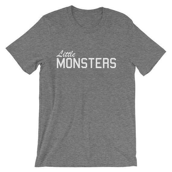 Lady Gaga Shirt Little Monsters Shirt Lady Gaga T Shirt Lady Gaga T-Shirt Lady Gaga Tee Lady Gaga TShirt Lady Gaga Fan Shirt Gaga Lad by 25VintagePlace