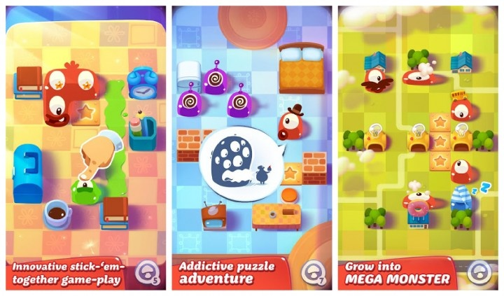 Awesome Free Apps: Pudding Monsters