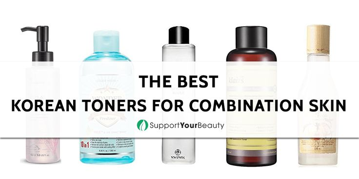 The Best Korean Toners For Combination Skin – 2017 Reviews & Top Picks - Check it out here https://supportyourbeauty.com/best-korean-toners-for-combination-skin/ on Support Your Beauty! #KoreanSkinCare, #Toners #beauty
