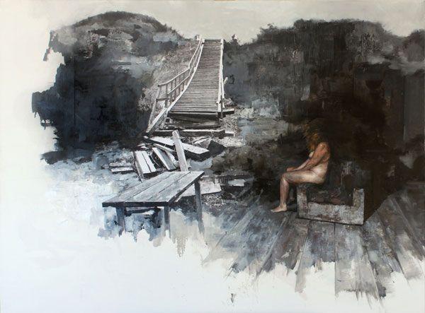 Juxtapoz Magazine - The Works of Julien Spianti
