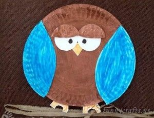 paper_plate_owl_craft