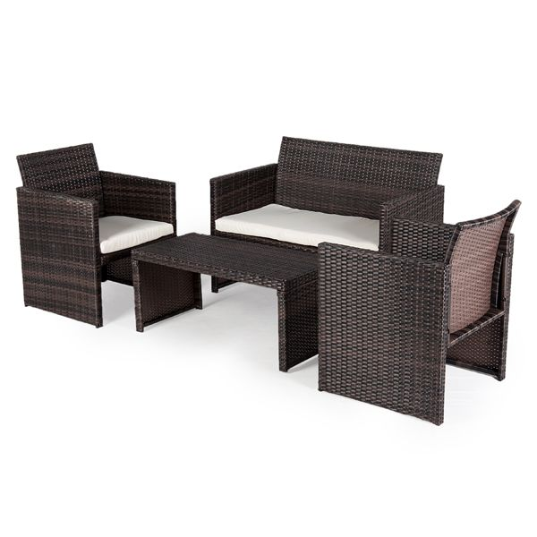 NEW STOCK   Moncafe Rattan Garden Set  each set comprised off 2 armchairs  1. 9 best Garden Furniture Hire   TEHC images on Pinterest   Garden