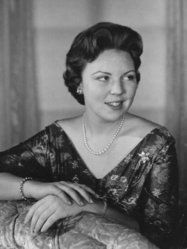 Prinses Beatrix./Prinses Beatrix. 01-02-1961.