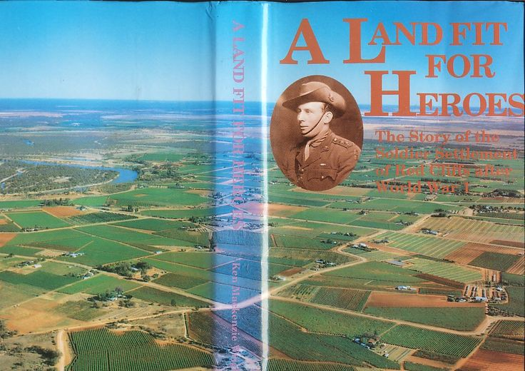 This is the story of the soldier settlement of Red Cliffs, after the men returned from the dangers and hardships of World War I. The first chapter outlines the general background of the settlement, and Ken Wright's views of its administrations. The major part of the book is a mini biography of each settler and his family.