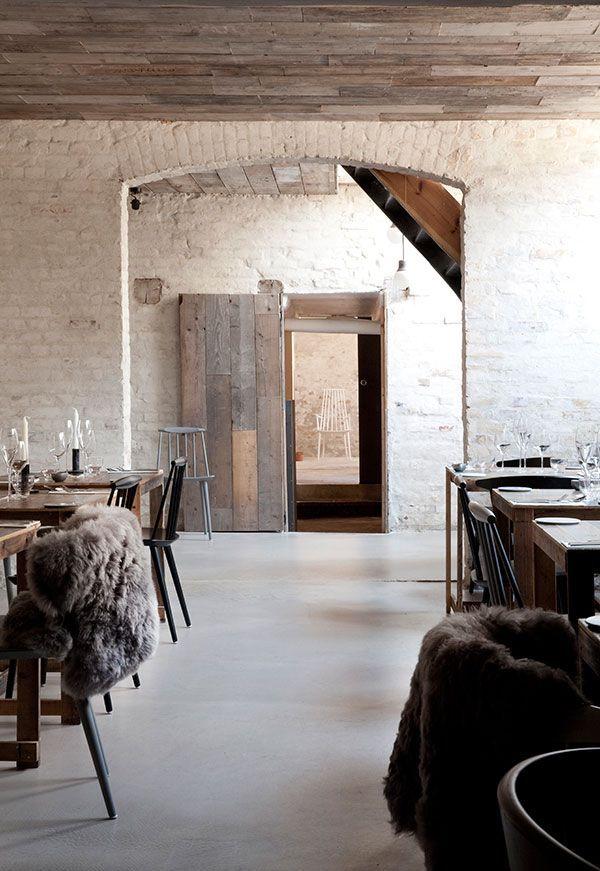 Höst new nordic cuisine Copenhagen