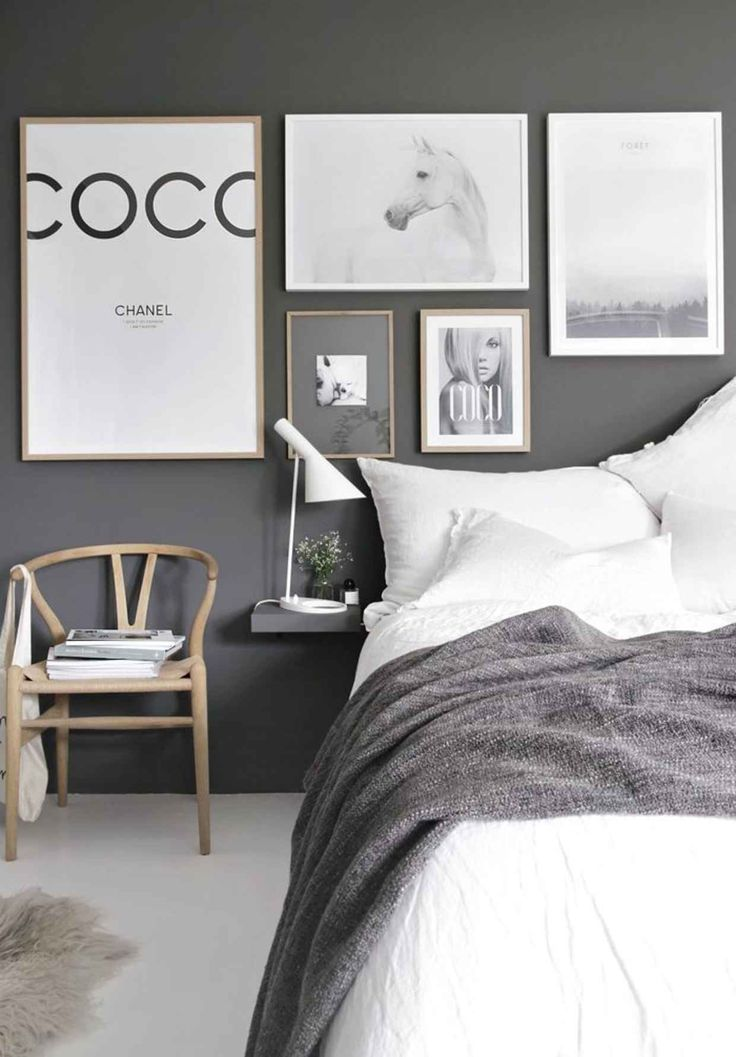 best 25 grey bedroom walls ideas only on pinterest room colors dark grey bedrooms and charcoal paint. Interior Design Ideas. Home Design Ideas