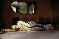Trainspotting, a very realistic look at heroin and it's grip on it's users.