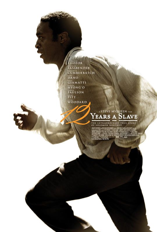 Great Trailer for 12 YEARS A SLAVE with Fassbender, Pitt, and Ejiofor — GeekTyrant