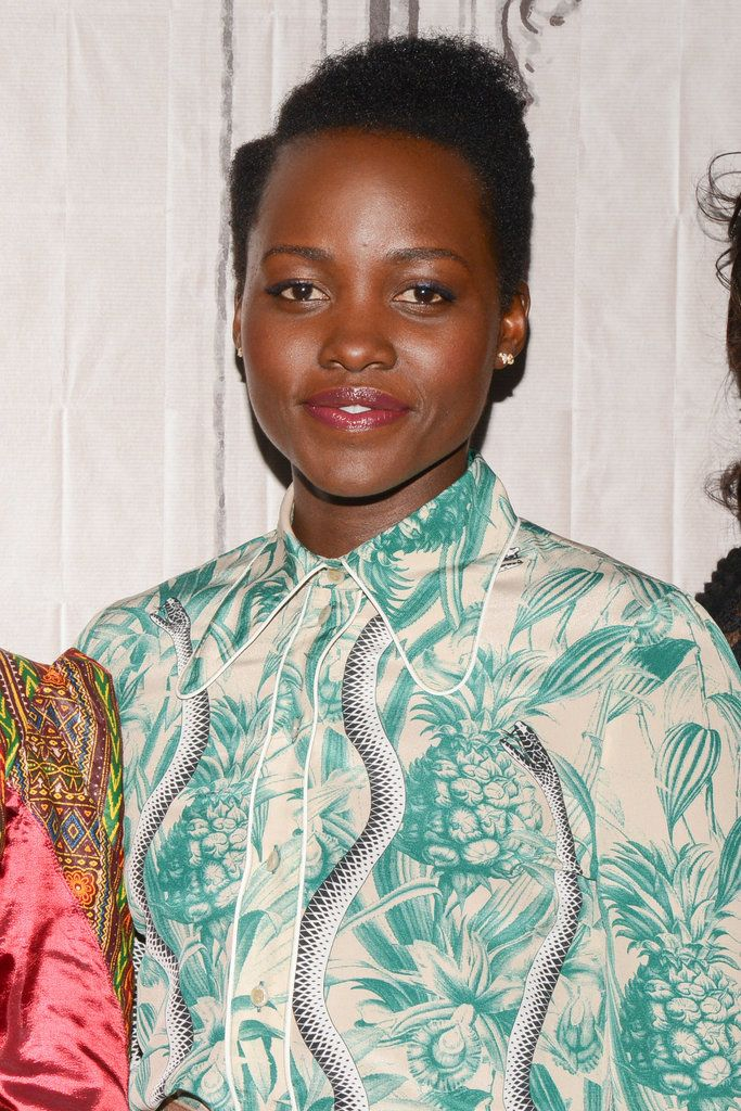 Allow us to introduce you to some of our favorite beauty looks for Spring, like Lupita Nyong'o's berry lip