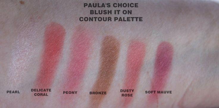 Primele impresii despre Paula's Choice Blush It On Contour Palette + swatch 23 April, 2015 by Ioana Dumitrache / Make-up, Make-up News, Make-up Reviews / 1 Comment