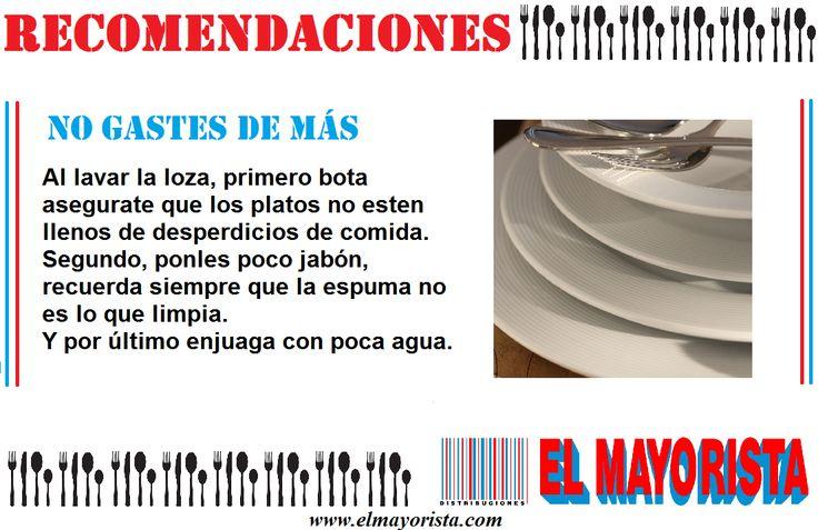 Pequeños hábitos que tu bolsillo luego agradecerá #elmayorista #miercoles #recomendaciones