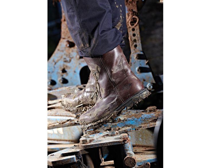 #Dickies Industrial Rigger Boot