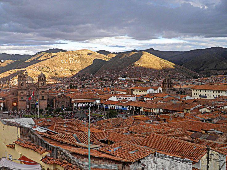 Cusco - en su día