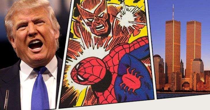 O universo dos quadrinhos sempre foi um reflexo de nosso próprio mundo. Os X-Men foram criados como uma metáfora ao movimento de direitos civis. Superman representa os ideias americanos e por aí vai… Mas e quando a realidade acaba imitando os acontecimentos dos quadrinhos? O pessoal do Mandatory separou 10 momentos em que as HQs …