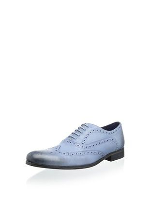 75% OFF Ted Baker Men's Terak Oxford (Light Blue)