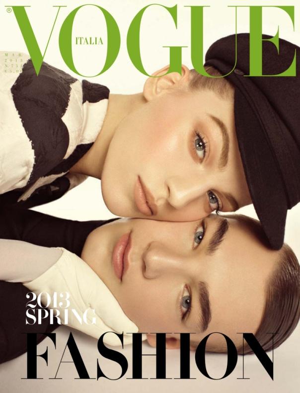 Vogue Italia March 2013