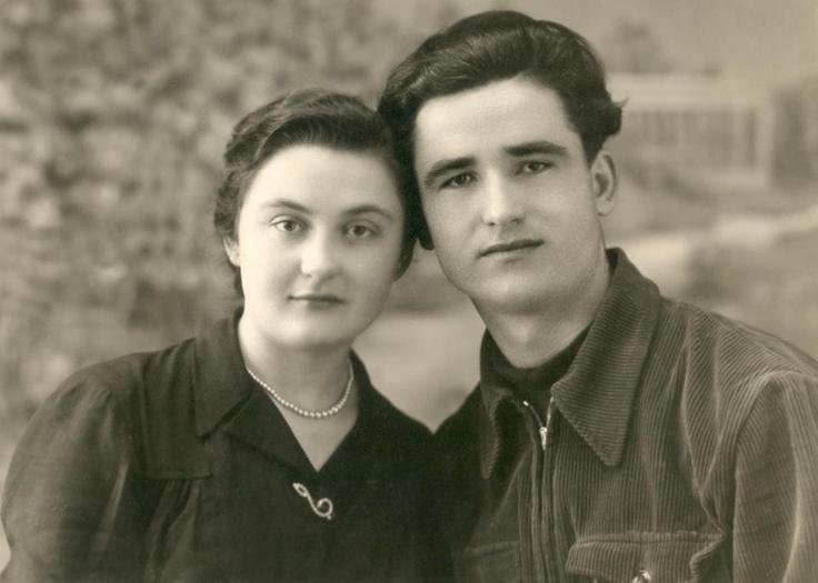 Frații Postolache, Hâncești, Moldova, 1959   Album de familie - www.amalgamproject.ro