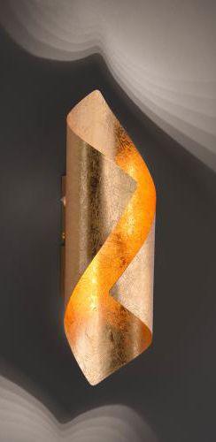 Paul Neuhaus Nevis: Mit der LED- Wandleuchte setzen Sie formschöne Lichtakzente. Die aus Stahl gefertigte Leuchte wirkt durch die Lackierung besonders edel. Durch Ihre speziell zur Mitte gebogene Form gibt Sie ein schönes Lichtspiel wieder und führt so zu einem angenehmen Wohlfühlambiente – in Wohnzimmer, Esszimmer, Schlafzimmer, Galerie oder Flur. #wandleuchte #gold #metallic #stahl #wohnzimmer #esszimmer #schlafzimmer #flur #led #paulneuhaus #nevis #dekoration #akzente #reuter #reuterde