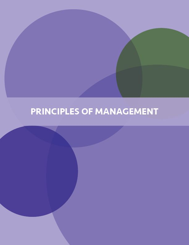 principle of managements Explaining the difference between 'principles' and 'elements' he makes it clear that the principles of management are fundamentally true and establish a relationship between cause and effect, while the 'elements' of management point towards its functions.