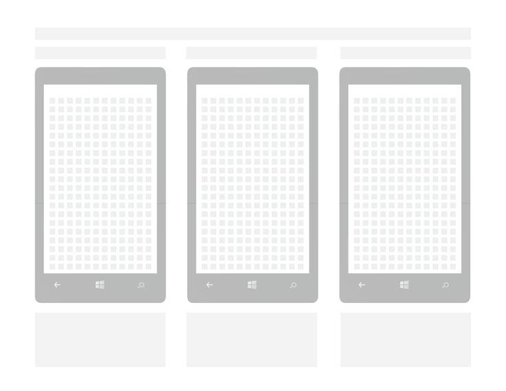 Windows Phone sketch templates from http://cmsresources.windowsphone.com/devcenter/en-us/downloads/Sketch_Templates.pdf