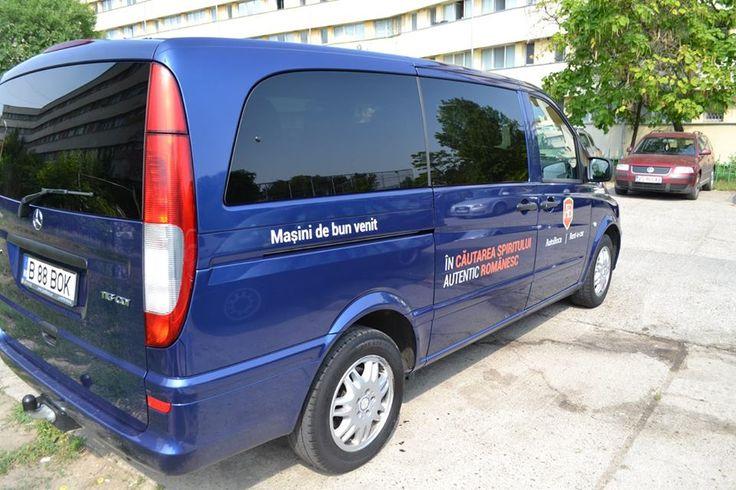 Un grup numeros alege Mercedes Benz Vito 113 CDI | Autoboca Blog