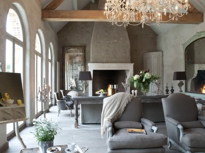 find this pin and more on dream home decor manifested - Modern French Living Room Decor Ideas