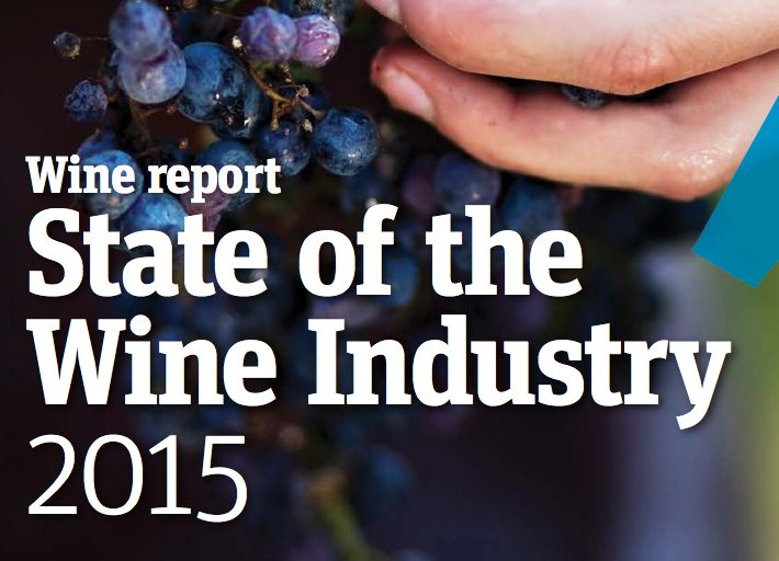 Where is the wine industry headed in 2015?