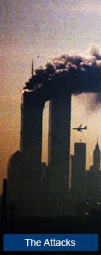 Challenge #9 - 9/11 when the world stop tirning