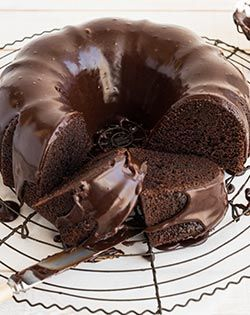 Choc Bundt - Go on... You know you want to # Comfort Food