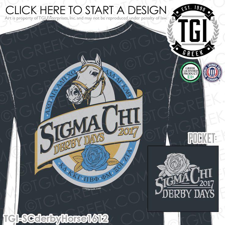 Sigma chi hoodie