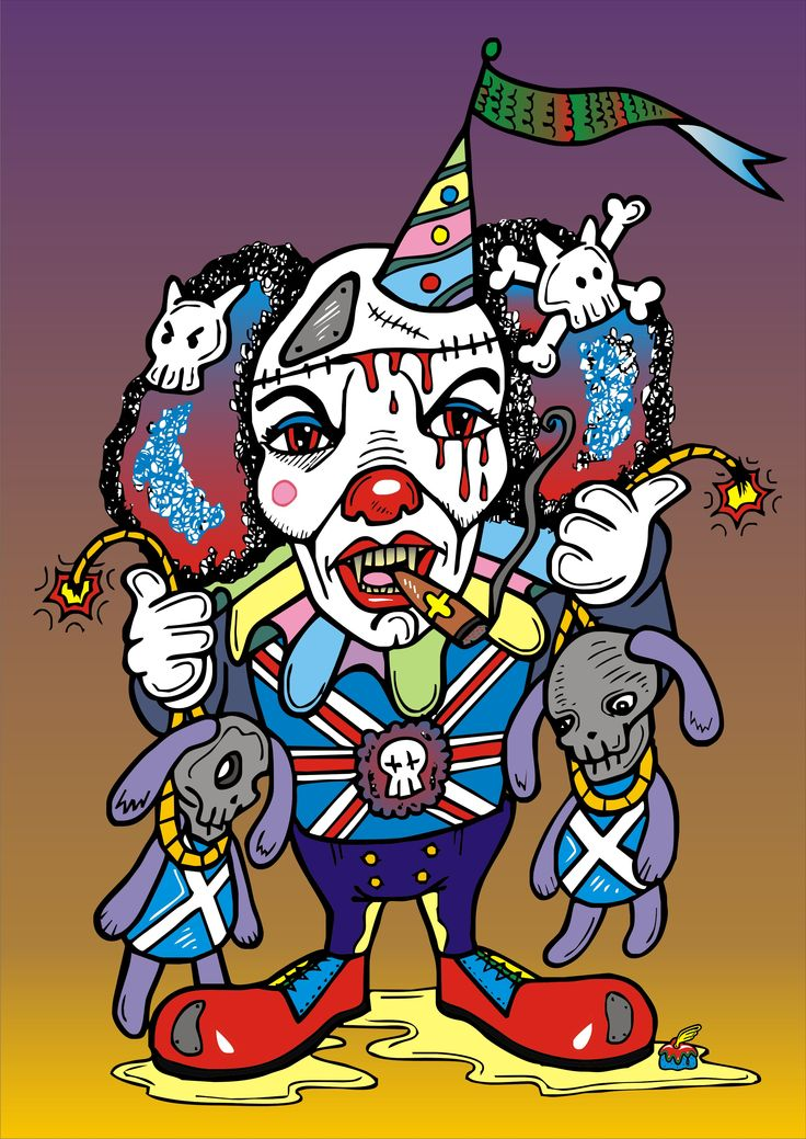 West-Minster-Clowns are Full of Pish!