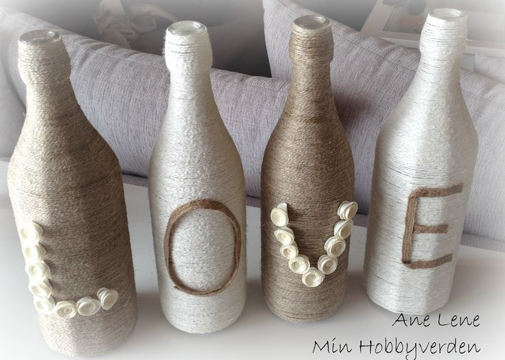 Min hobbyverden: L O V E - DIY
