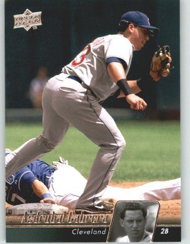 2010 Upper Deck Baseball Card # 164 Asdrubal Cabrera - Cleveland Indians - MLB Trading Card Shipped In Protective Screwdown Display Case! by Upper Deck. $2.95. 2010 Upper Deck Baseball Card # 164 Asdrubal Cabrera - Cleveland Indians - MLB Trading Card Shipped In Protective Screwdown Display Case!