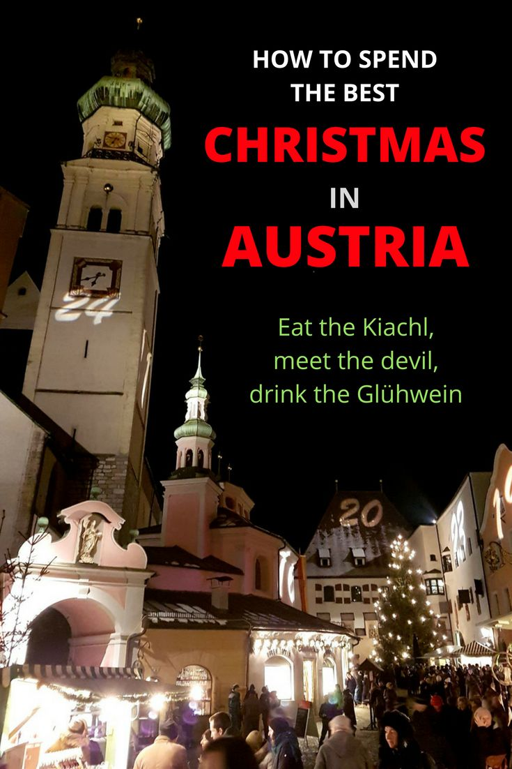 Christmas in Austria is as real as it gets. This guide tells you everything you need to know about the traditions, the markets, and what to eat and drink.