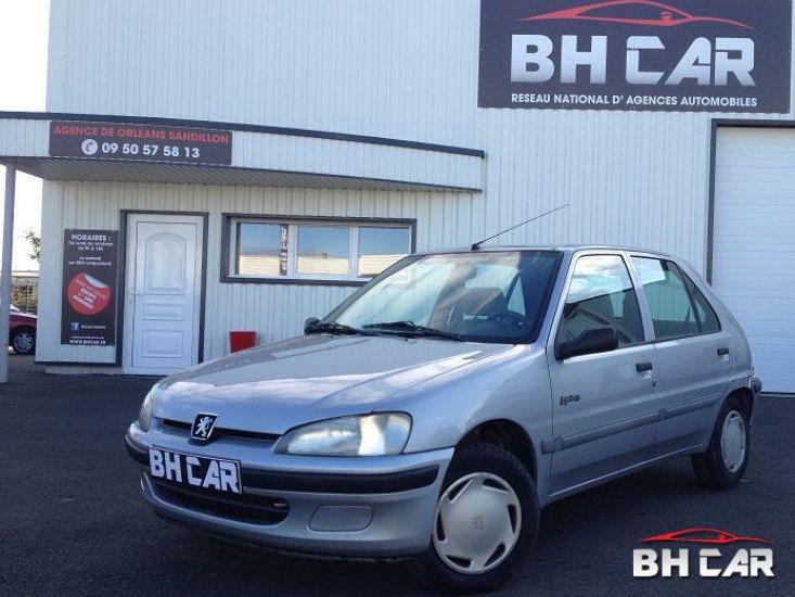 Peugeot 106 Equinoxe 1,5d 60ch »BHCar